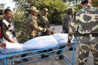 <b>Belly bomb</b> The CRPF jawan in whose stomach explosives were planted