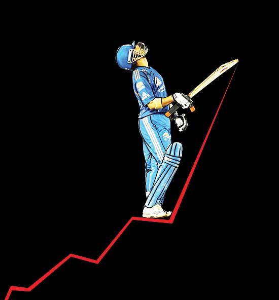 He Played For India