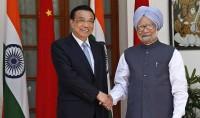 A Handshake Across The Himalayas