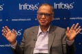 'Indian IT Cos Need to Stop Using H1-B Visas', Says Narayana Murthy