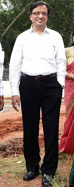 S.S. Mantha