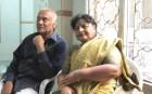 Advocate Mukul Sinha, wife Nirjhari