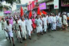 <b>Heat wave</b> The CPI(M)-led opposition is seeking Chandy's removal