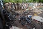 <b>Wheels off</b> Malegaon blast site, 2006