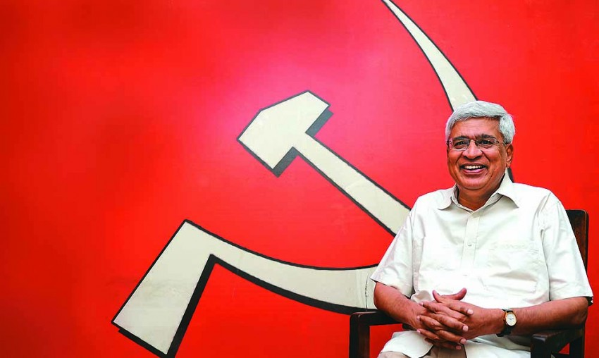 'We Are Going To Fight Both The Congress And The BJP'