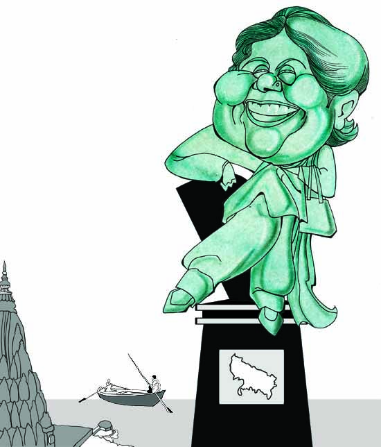 Mayawati, Bahujan Samaj Party Chief