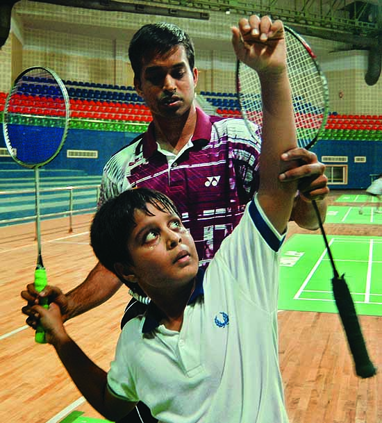 The Union Territory Of Badminton