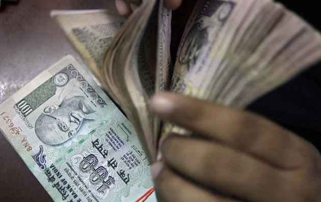 Rupee Snaps Two-Day Losing Run, up Four Paise at 67.90