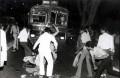<b>Riot after riot</b> Mob attacks a Sikh man, Delhi 1984