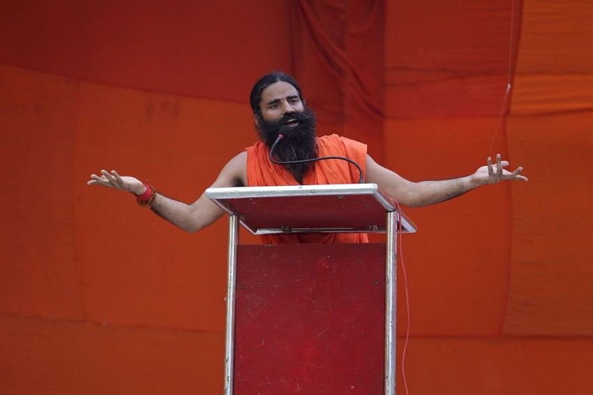 Baba Ramdev's Hairy Claims
