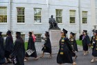 <b>A step ahead</b> Students at the 2013 Harvard University 362nd commencement exercise
