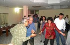 <b>Shake a leg</b> Members get into the groove at an IIM Calcutta batch of '85 alumni party, 2010