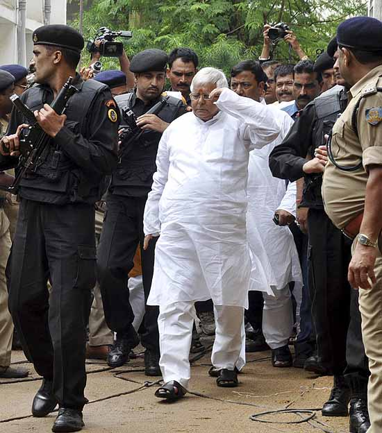 The Unmaking Of Laloo Yadav