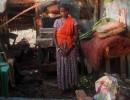 <b>Inconsolable</b> Single mother Srita Nayak
