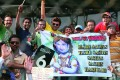 <b>Ritual delight</b> Fans chant the Sachin mantra