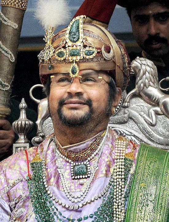 Srikanta Datta Narasimharaja Wodeyar