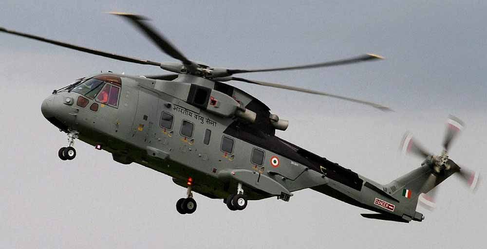 FinMin Fast-Tracked Agusta Purchase