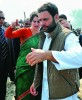 <b>Two at a crossroads</b> Rahul and Priyanka Gandhi at a public meeting