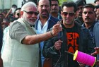 The Uttarayan festival in Ahmedabad brings Narendra Modi, Salman Khan together