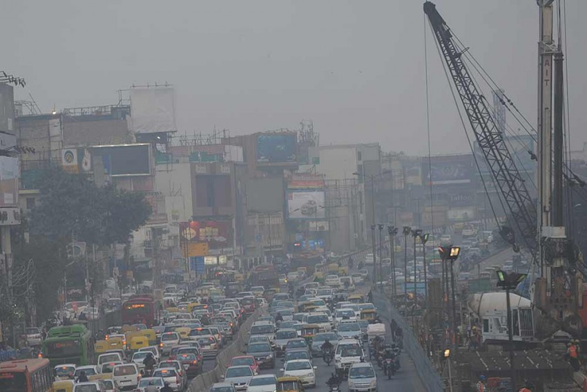 Smokescreen City