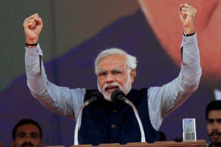 The Modi Magic