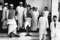 War Within Gandhi