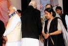 <b>Infight</b> Modi, Advani, Swaraj in Delhi
