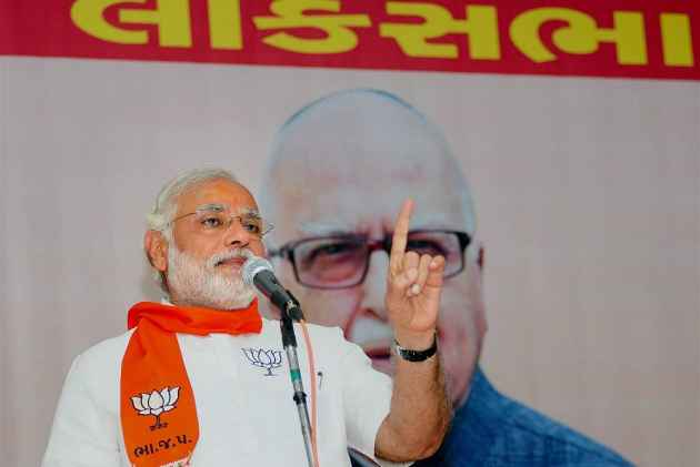 Why Fight Modi At All?
