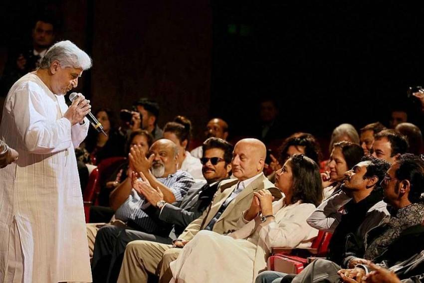 Javed Akhtar's Game Of Patriotism