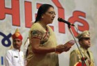 Anandiben Offers to Quit as Gujarat CM, BJP to Decide on Replacement