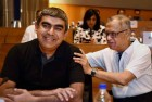 'Drama Going On in Media Distracting, Warm Relationship With Murthy', Says Infosys Chief Sikka