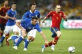 <b>Pack Leader</b> Spain's Iniesta is four years older, but can still prove lethal