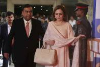Nita Ambani's Y-Security Cover Gets Her on Twitter Trend