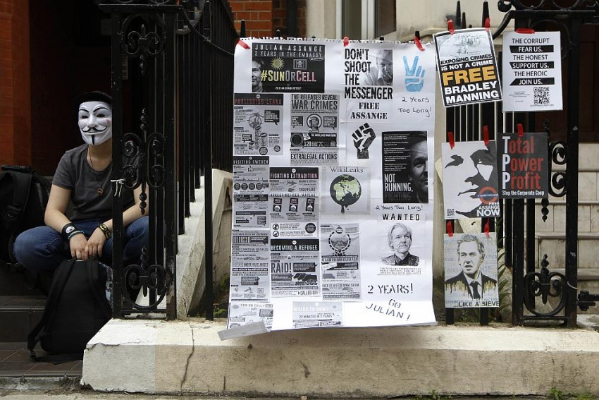The Assange Exception