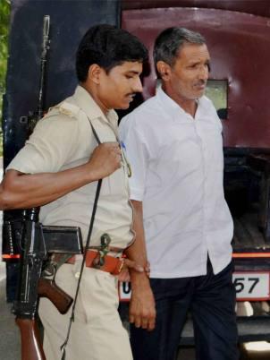 Outlook Photo Gallery : Badaun gang-rape accused, constable