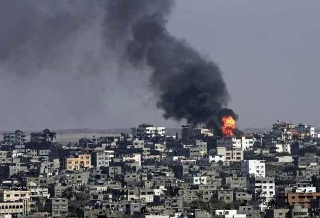 Blinded By Israel, Visionless In Gaza