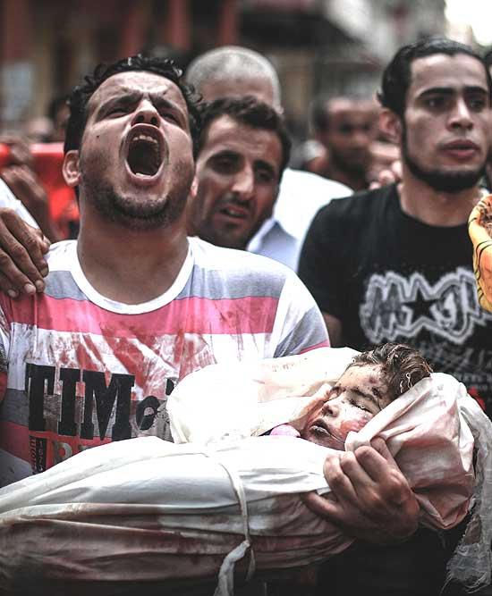 A Gaza Stripped Anew