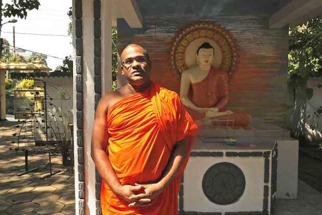 """Muslims Pose A Threat In Sri Lanka"""