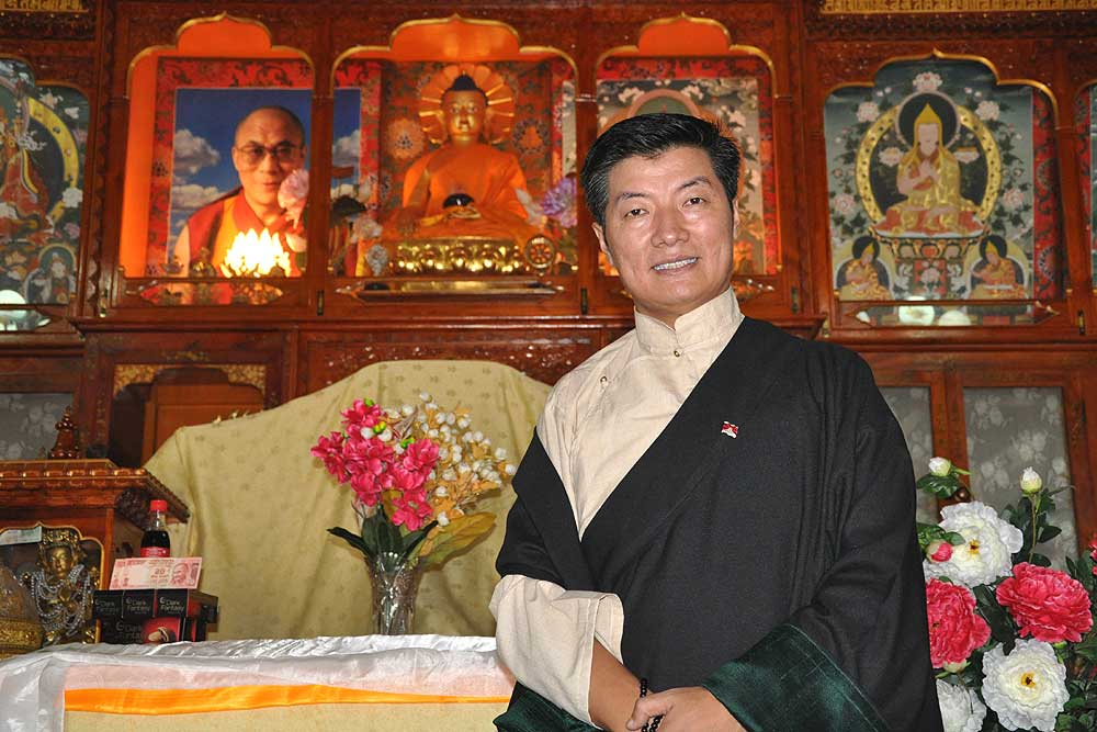'The Tibet Issue Can Be Resolved Within The Next Ten Years'