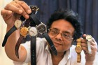 Watch collector Subrata Sen shows off his prized HMTs