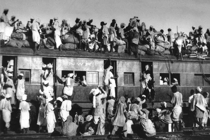 The Long Shadow Of Partition