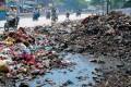 <b>Varanasi, July 2014</b> Golgadda road sweepstakes