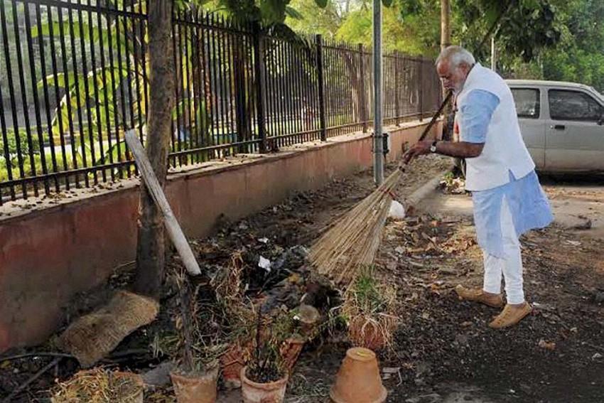 Fulfilling Gandhi's Dream? No Swachh Luck!