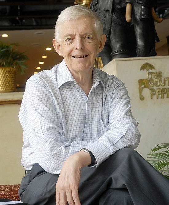 Robin Jeffrey