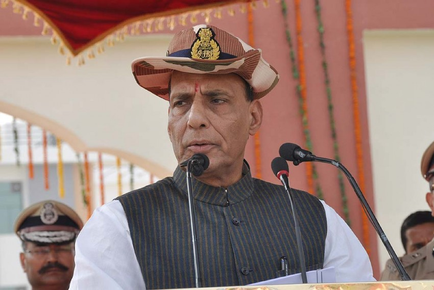 Letter to Home Minister Rajnath Singh