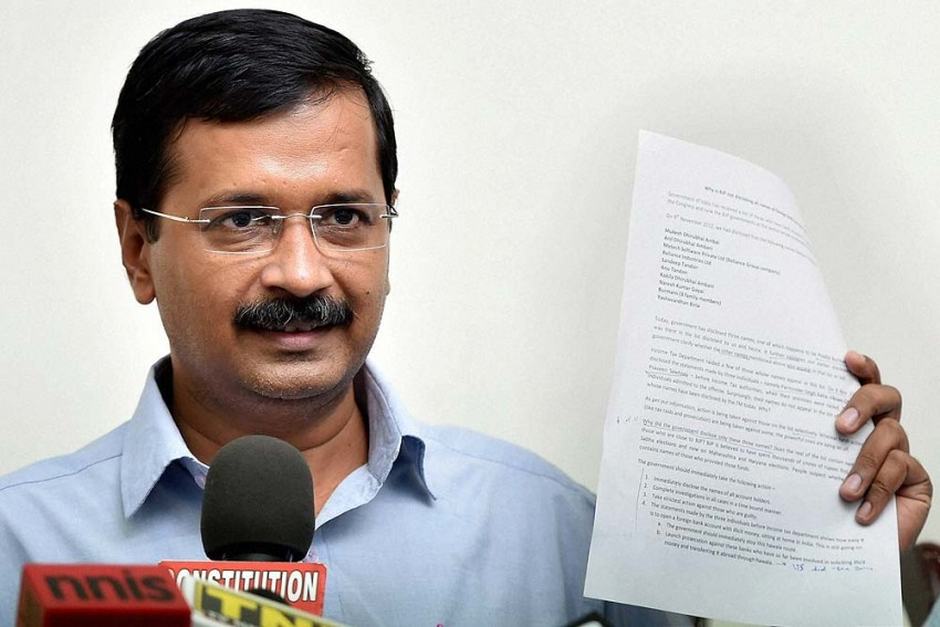Kejriwal's Fear Of The Godly