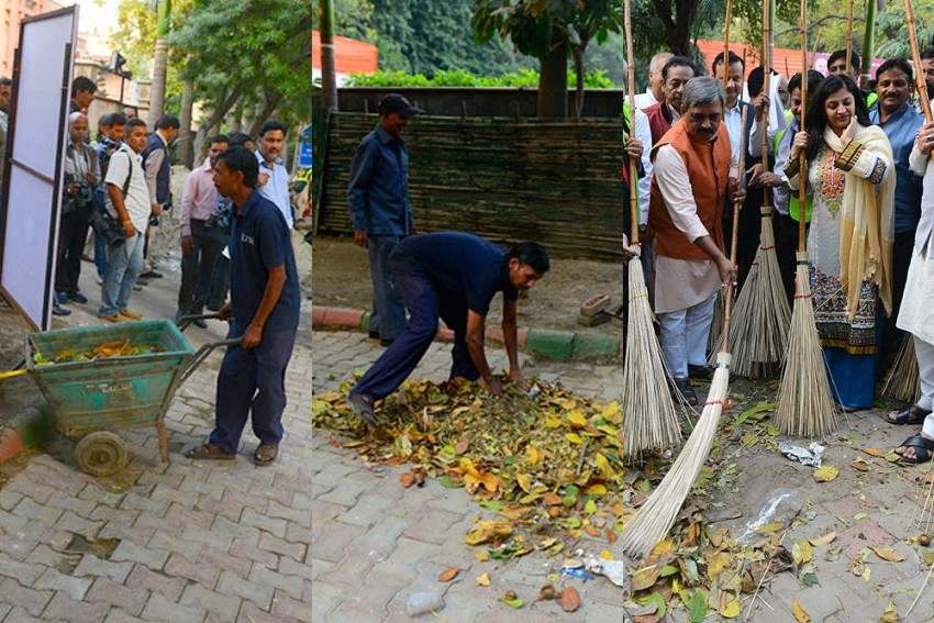 How To Clean India