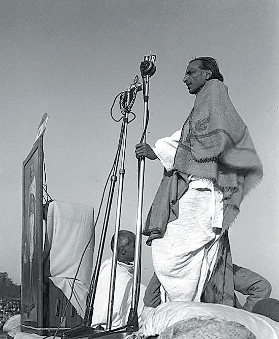 Acharya J.B. Kripalani Acharya