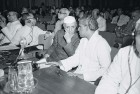 Nehru at the Bandung Conference in 1955