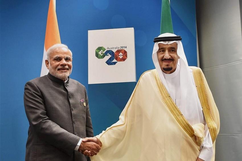 The Significance Of Modi's Saudi Trip